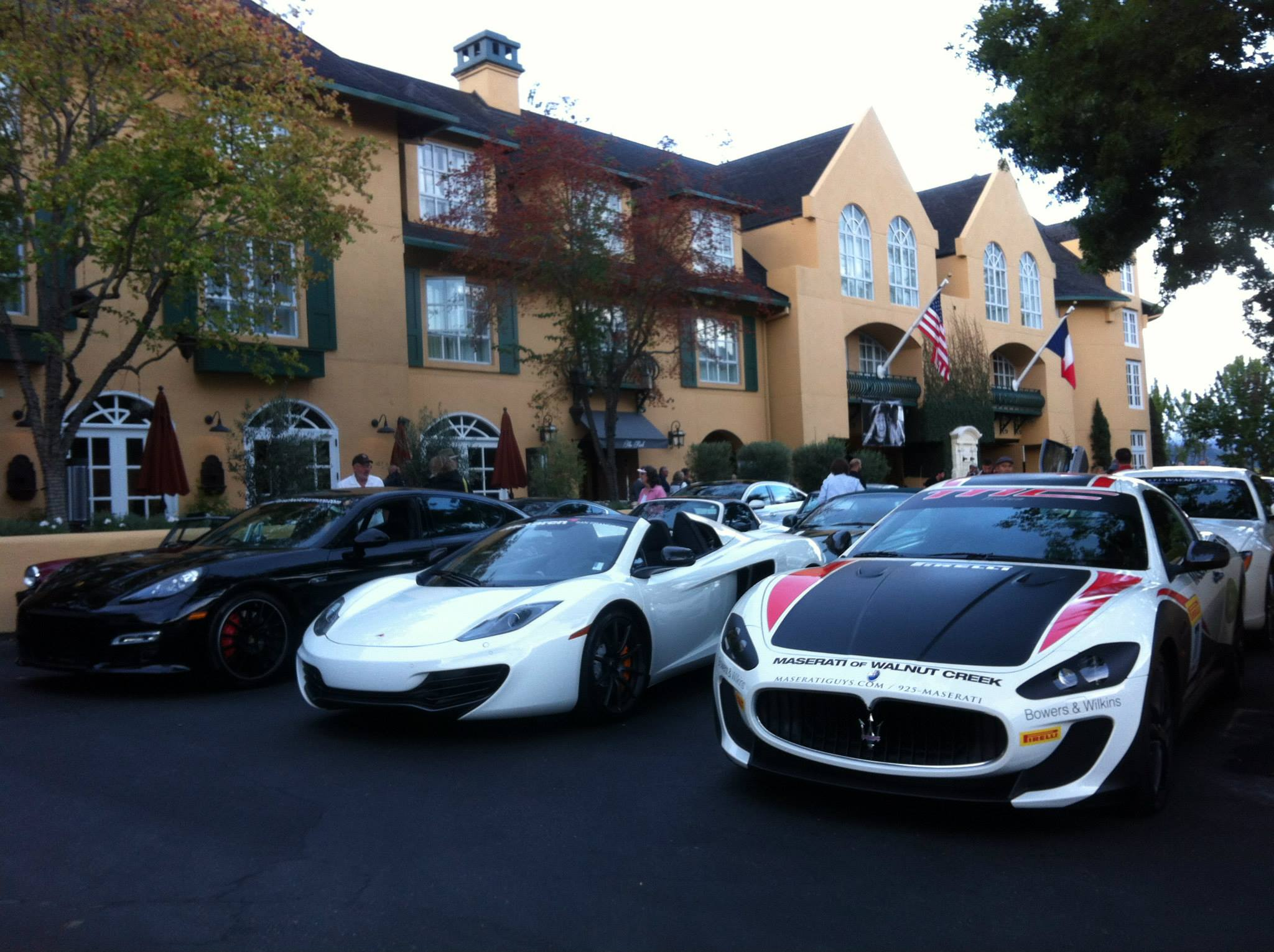 The Luxury Collection Walnut Creek | New Maserati, Alfa Romeo ...