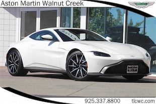 2020 Aston Martin Vantage Base Coupe