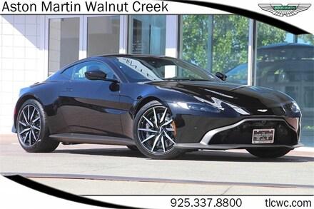 2020 Aston Martin Vantage Coupe