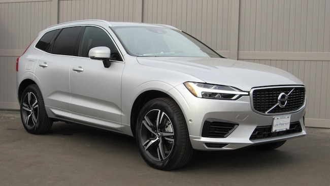 New 2019 Volvo XC60 Hybrid T8 R-Design SUV in Boise, ID