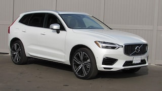 New 2019 Volvo XC60 Hybrid T8 R-Design SUV LYVBR0DMXKB188608 in Boise