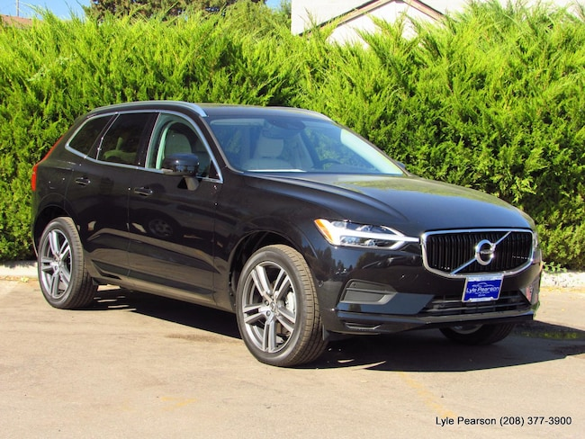 New 2019 Volvo XC60 T5 Momentum SUV in Boise, ID