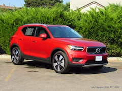 New 2019 Volvo XC40 T5 Momentum SUV YV4162UK9K2060549 in Boise