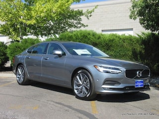 New 2018 Volvo S90 T5 AWD Momentum Sedan LVY982MK7JP017466 in Boise