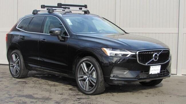 New 2019 Volvo XC60 T5 Momentum SUV in Boise, ID