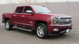 Used 2015 Chevrolet Silverado 1500 High Country Truck Crew Cab 3GCUKTEC8FG205022 in Boise, ID
