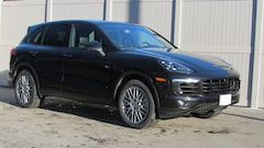 Used 2017 Porsche Cayenne S SUV WP1AB2A29HLA51595 in Boise, ID