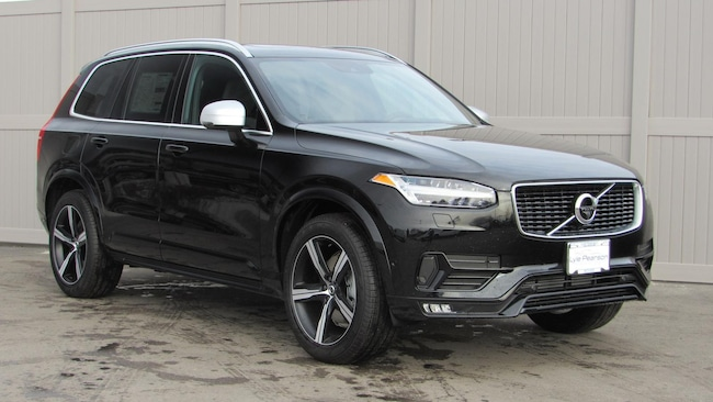 New 2019 Volvo XC90 T6 R-Design SUV in Boise, ID