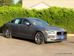 New 2018 Volvo S90 T6 AWD Momentum Sedan LVY992MK9JP039353 in Boise