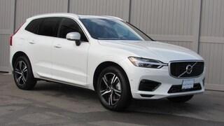 New 2019 Volvo XC60 Hybrid T8 R-Design SUV LYVBR0DM6KB293761 in Boise
