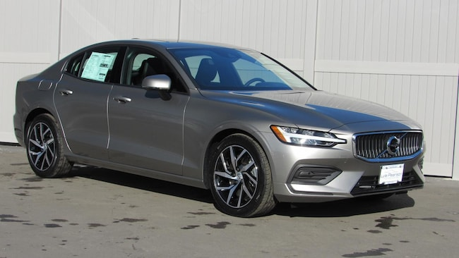 New 2019 Volvo S60 T6 Momentum Sedan in Boise, ID