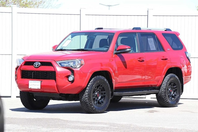 Featured Used 2019 Toyota 4Runner SR5 Premium SUV for Sale in Boise ID