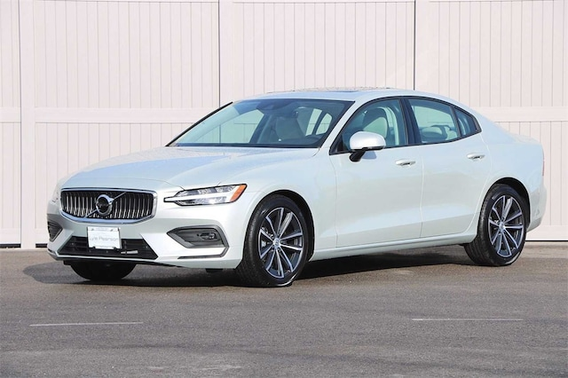 Featured New 2021 Volvo S60 T6 Momentum Sedan for Sale in Boise, ID