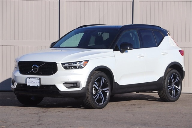 Featured New 2021 Volvo XC40 T5 R-Design SUV for Sale in Boise, ID