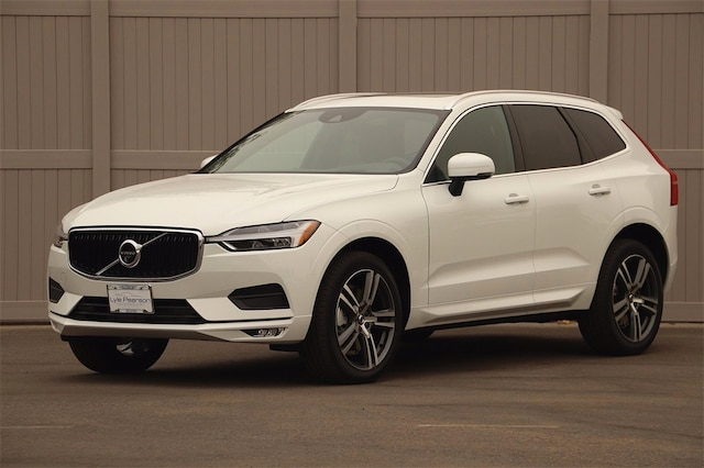Featured New 2021 Volvo XC60 T6 Momentum SUV for Sale in Boise, ID