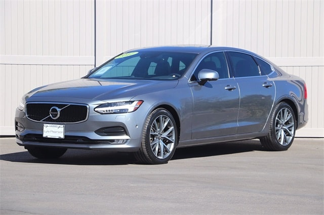 Featured Used 2017 Volvo S90 T6 Momentum Sedan for Sale in Boise ID