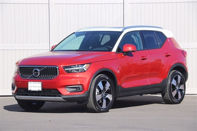 Featured New 2021 Volvo XC40 T5 Momentum SUV for Sale in Boise, ID