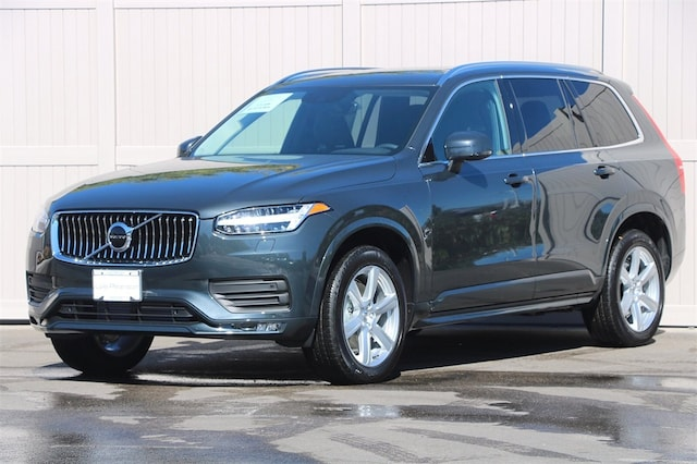 Featured New 2021 Volvo XC90 T6 Momentum 7 Passenger SUV for Sale in Boise, ID