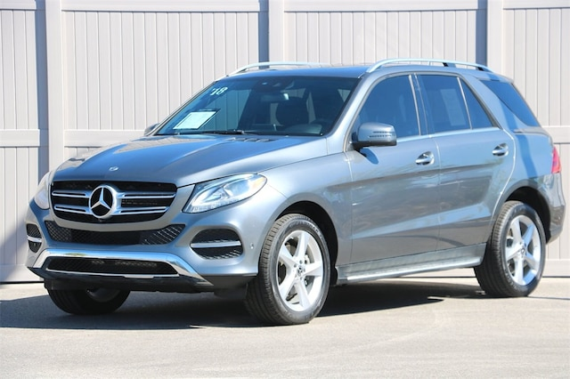 Featured Used 2018 Mercedes-Benz GLE GLE 350 SUV for Sale in Boise ID