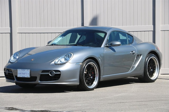 Featured Used 2006 Porsche Cayman S Coupe for Sale in Boise ID