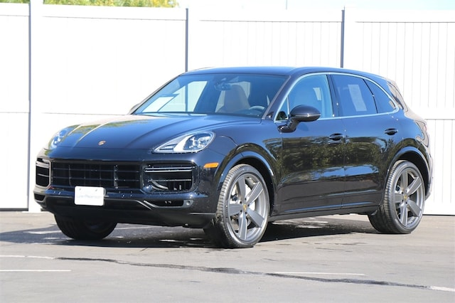 Featured Used 2019 Porsche Cayenne Turbo SUV for Sale in Boise ID