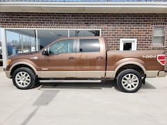 2012 Ford F-150 King Ranch Truck SuperCrew Cab