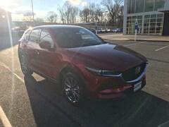 New 2019 Mazda CX-5 Signature SUV for sale in Lynchburg VA