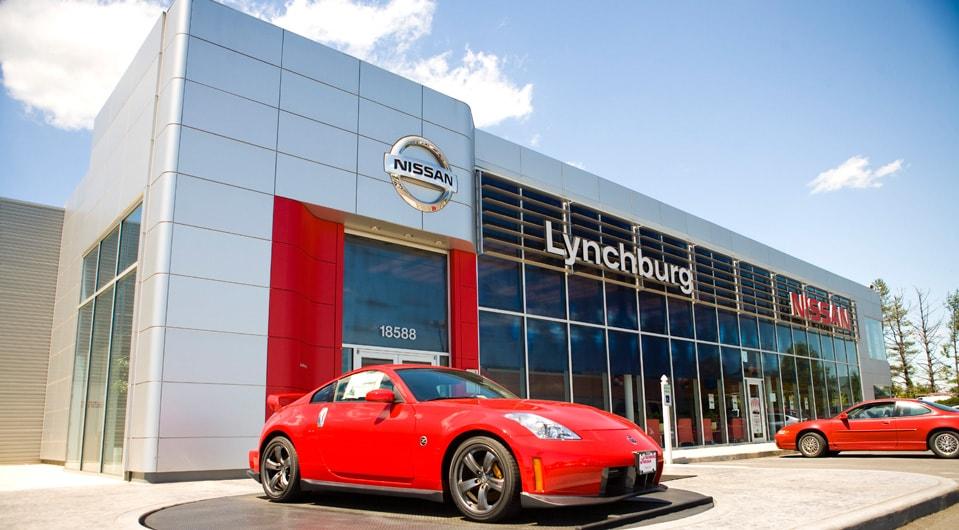 about lynchburg nissan new nissan and used car dealer serving lynchburg. Black Bedroom Furniture Sets. Home Design Ideas