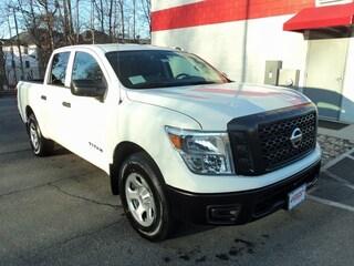 New 2019 Nissan Titan S Truck Crew Cab for sale in Lynchburg