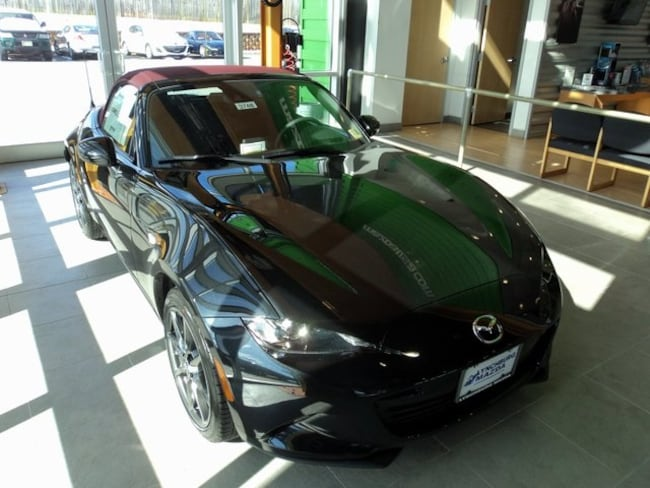 2018 Mazda Miata Grand Touring Convertible