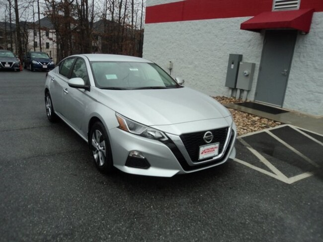 New 2019 Nissan Altima 2.5 S Sedan for sale in Lynchburg VA