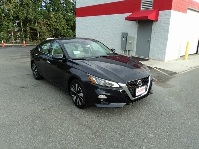 New 2019 Nissan Altima 2.5 SV Sedan For Sale In Lynchburg VA
