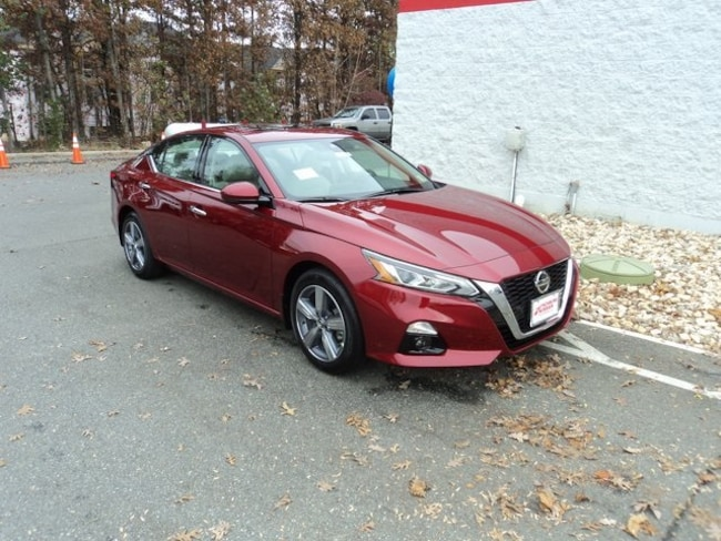 New 2019 Nissan Altima 2.5 SL Sedan for sale in Lynchburg VA