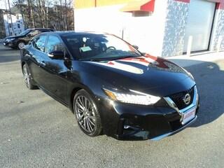 New 2019 Nissan Maxima Platinum Sedan for sale in Lynchburg