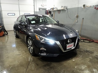 New 2019 Nissan Altima 2.5 SL Sedan for sale in Lynchburg
