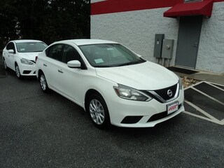 New 2019 Nissan Sentra SV Sedan for sale in Lynchburg