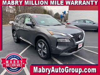 New 2021 Nissan Rogue SL SUV for sale in Lynchburg