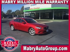 Used 2017 Mazda Mazda6 Touring Sedan for sale in Lynchburg VA