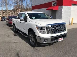 New 2019 Nissan Titan SL Truck Crew Cab for sale in Lynchburg