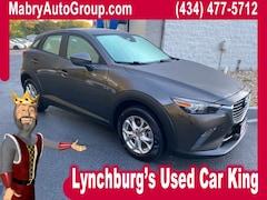Used 2018 Mazda CX-3 Sport SUV for sale in Lynchburg VA