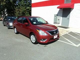 New 2019 Nissan Versa 1.6 SV Sedan for sale in Lynchburg