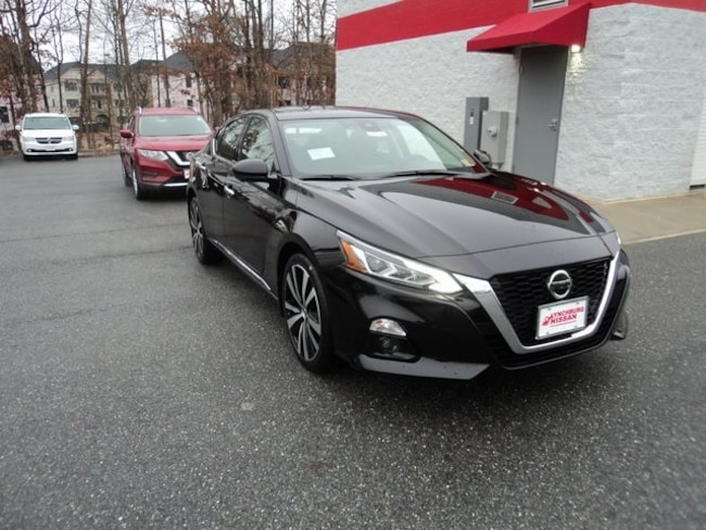New 2019 Nissan Altima 2.5 Platinum Sedan for sale in Lynchburg VA