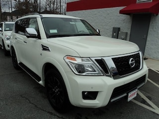 New 2019 Nissan Armada Platinum SUV for sale in Lynchburg