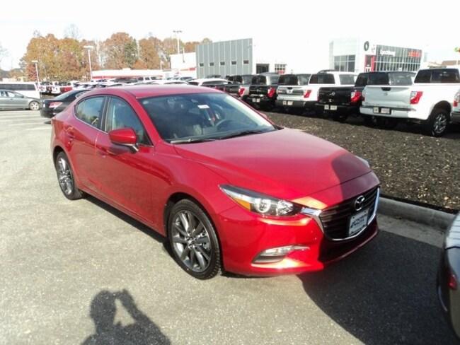 2018 Mazda Mazda3 Touring Sedan