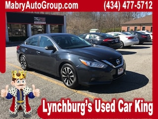 Used 2018 Nissan Altima 2.5 SL Sedan for sale in Lynchburg VA