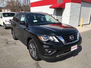 New 2019 Nissan Pathfinder SV SUV for sale in Lynchburg
