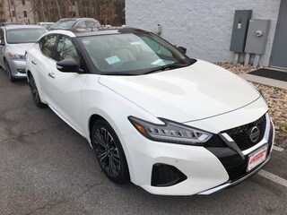 New 2019 Nissan Maxima 3.5 SL Sedan for sale in Lynchburg