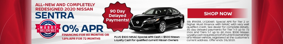 All-New and Completely Redesigned 2020 Nissan Sentra - June
