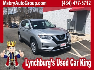 New 2019 Nissan Rogue S SUV for sale in Lynchburg