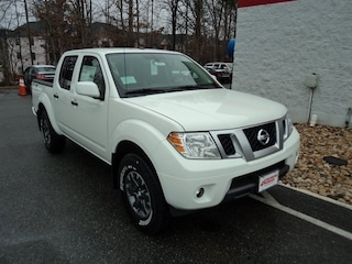 New 2019 Nissan Frontier PRO-4X Truck Crew Cab for sale in Lynchburg